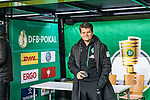 05.02.2019, Signal Iduna Park, Dortmund, GER, DFB-Pokal, Achtelfinale, Borussia Dortmund vs Werder Bremen<br /> <br /> DFB REGULATIONS PROHIBIT ANY USE OF PHOTOGRAPHS AS IMAGE SEQUENCES AND/OR QUASI-VIDEO.<br /> <br /> im Bild / picture shows<br /> Prof. Dr. Andreas Marlovits (Sportpsychologe Werder Bremen), <br /> <br /> Foto &copy; nordphoto / Ewert