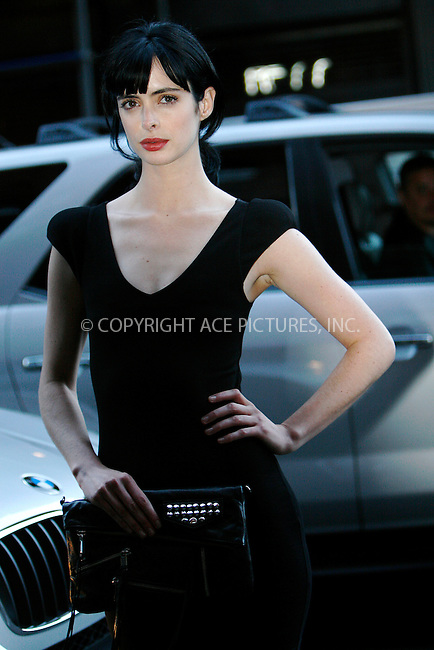 WWW.ACEPIXS.COM . . . . .  ....April 28 2010, New York City....Krysten Ritter arriving at the 2nd Annual Bent on Learning Benefit at The Puck Building on April 28, 2010 in New York City.....Please byline: NANCY RIVERA- ACEPIXS.COM.... *** ***..Ace Pictures, Inc:  ..Tel: 646 769 0430..e-mail: info@acepixs.com..web: http://www.acepixs.com