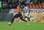 Atletico Nacional  Derroto 2x0  al Aguila Dorada  en la primera fecha del torneo apertura de la liga postobon  del futol Colombiano