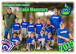 2015 Burlington North End Blue Lake Monsters
