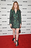 Angela Scanlon at the Marie Claire Future Shapers Awards 2018, The Principal London, Russell Square, London, England, UK, on Tuesday 09 October 2018.<br /> CAP/CAN<br /> &copy;CAN/Capital Pictures