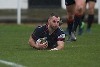 London Scottish Football Club v Rotherham Titans - 01.01.2017