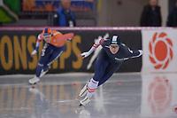 SPEEDSKATING: HAMAR: Vikingskipet, 28-02-2020, ISU World Speed Skating Championships,  Sprint, 500m Ladies, Vanessa Herzog (AUT), ©photo Martin de Jong