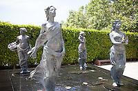 The Elements at Cerritos Sculpture Garden