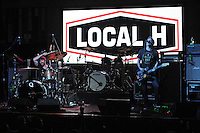 FORT LAUDERDALE, FL - NOVEMBER 22: Local H perform at Revolution on November 22, 2016 in Fort Lauderdale, Florida. Credit: mpi04/MediaPunch