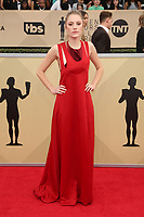 LOS ANGELES, CA - JANUARY 21: Maika Monroe at The 24th Annual Screen Actors Guild Awards held at The Shrine Auditorium in Los Angeles, California on January 21, 2018. Credit: FSRetna/MediaPunch