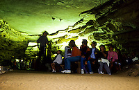 Mammoth Cave in Kentucky, USA