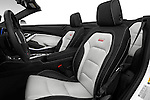 Front seat view of 2016 Chevrolet Camaro 2SS 2 Door Convertible Front Seat  car photos