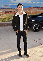 "WESTWOOD, CA - OCTOBER 07: Alex Landi attends the premiere of Netflix's ""El Camino: A Breaking Bad Movie"" at Regency Village Theatre on October 07, 2019 in Westwood, California.<br /> CAP/ROT/TM<br /> ©TM/ROT/Capital Pictures"