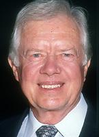Jimmy Carter, 1992, Photo By Michael Ferguson/PHOTOlink