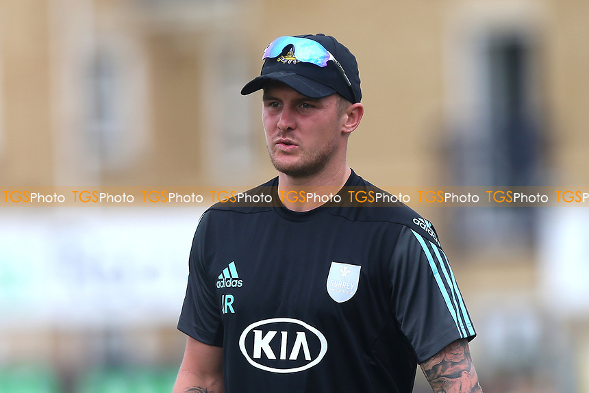 Jason Roy of Surrey during Essex Eagles vs Surrey, NatWest T20 Blast Cricket at The Cloudfm County Ground on 7th July 2017