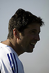 12 November 2004: Preki. The Kansas City Wizards held a team practice on the practice fields at the Home Depot Center in Carson, CA one day before they were scheduled to play DC United in the MLS Cup 2004, Major League Soccer's championship game.