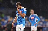 Fernando Llorente of Napoli dejection<br /> Napoli 09-11-2019 Stadio San Paolo <br /> Football Serie A 2019/2020 <br /> SSC Napoli - Genoa CFC<br /> Photo Cesare Purini / Insidefoto