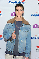 PHILADELPHIA, PA - DECEMBER 5: AJ Mitchell at Q102's iHeartRadio Jingle Ball at Wells Fargo Center in Philadelphia, Pennsylvania on December 5, 2018. Credit: John Palmer/MediaPunch