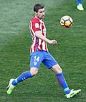 Atletico de Madrid's Gabi Fernandez during La Liga match. February 26,2017. (ALTERPHOTOS/Acero)