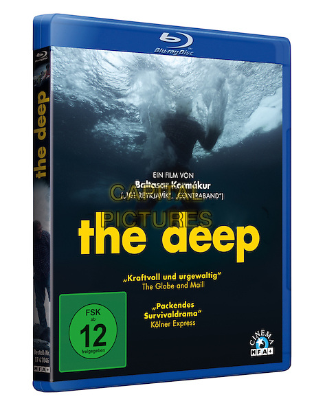 BLU RAY COVER ART<br /> in The Deep (2012) <br /> (Djupio)<br /> *Filmstill - Editorial Use Only*<br /> CAP/NFS<br /> Image supplied by Capital Pictures