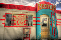 Redtop Diner - Route 66 - New Mexico