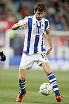 Real Sociedad's Xabi Prieto during La Liga match. March 1,2016. (ALTERPHOTOS/Acero)