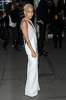 www.acepixs.com<br /> February 8, 2017  New York City<br /> <br /> Zoe Kravitz attending the amfAR New York Gala 2017 at Cipriani Wall Street on February 8, 2017 in New York City.<br /> <br /> Credit: Kristin Callahan/ACE Pictures<br /> <br /> Tel: 646 769 0430<br /> Email: info@acepixs.com