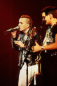 Mar 16, 1984: THE CLASH - Out of Control UK Tour - Academy Brixton London
