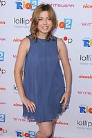 "BURBANK, CA, USA - APRIL 26: Jennette McCurdy at the Lollipop Theater Network's Night Under The Stars Screening Of Twentieth Century Fox's ""Rio 2"" Hosted by Anne Hathaway held at Nickelodeon Animation Studios on April 26, 2014 in Burbank, California, United States. (Photo by Xavier Collin/Celebrity Monitor)"
