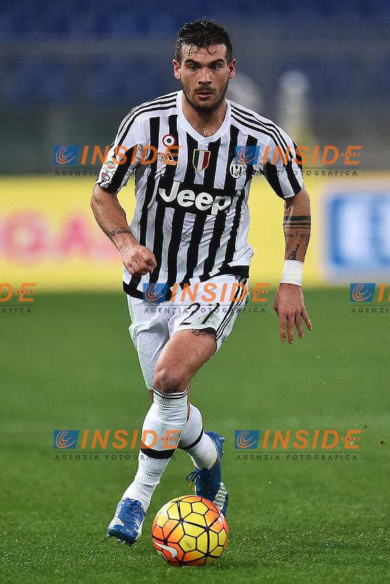 Stefano Sturaro Juventus <br /> Roma 04-12-2015 Stadio Olimpico Football Calcio 2015/2016 Serie A Lazio - Juventus Foto Andrea Staccioli / Insidefoto