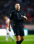 Nederland, Amsterdam, 29 september 2012.Eredivisie .Seizoen 2012-2013.Ajax-FC Twente.Scheidsrechter Pieter Vink