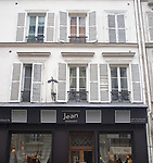 Exterior, Chez Jean Restaurant, Paris, France, Europe