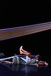 A ELLE(S) SEULE(S)<br /> <br /> Chor&eacute;graphie : Jacques Fargearel<br /> Assistante artistique Katharina Bader<br /> Danseuse adulte Isabelle David<br /> Danseurs enfants Mey-Lynn Dichant et Noha Niel Mukania<br /> Conception sonore Aur&eacute;lien Lucquiaud<br /> Cr&eacute;ation lumi&egrave;res Bruno Monfeuillard<br /> Sc&eacute;nographie textile et costumes Chantal Rousseau<br /> Compagnie du Sillage<br /> Lieu : Th&eacute;&acirc;tre d'Orly<br /> Ville : Orly<br /> Date : 02/12/2015<br /> &copy; Laurent Paillier / photosdedanse.com