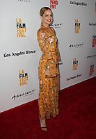 "15 June 2017 - Culver City, California - Mena Suvari. 2017 Los Angeles Film Festival - Premiere Of ""Becks"" held at ArcLight Culver City. Photo Credit: F. Sadou/AdMedia"