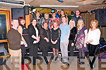 LFRC Xmas Party : Management & staff of the Listowel Family Resource Centre enjoying their Christmas party at the Exchange Bar, Ballybunion on Saturday night last.