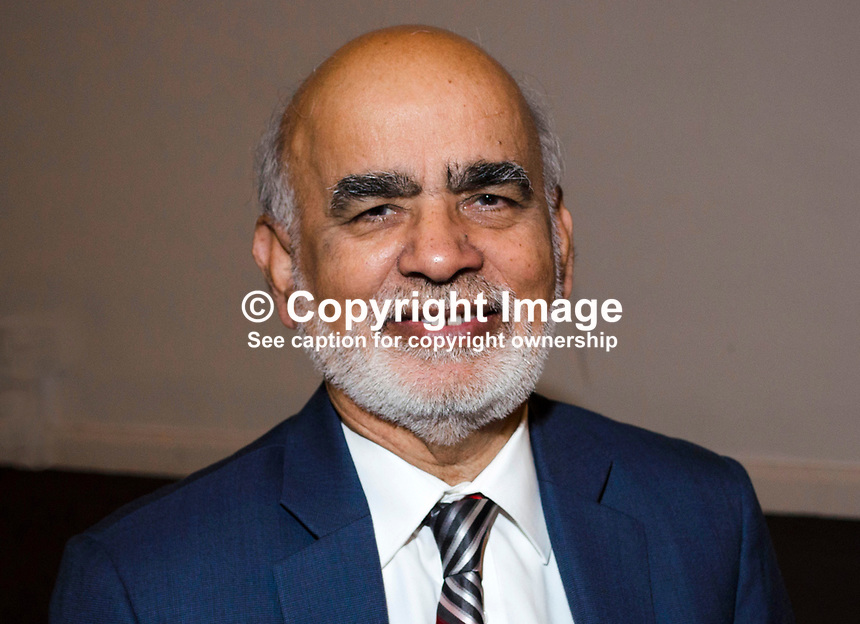 Lord Diljit Rana, MBE, Honorary Consul of India, N Ireland, businessman, hotelier, property developer, September, 2017, 201709074470<br />