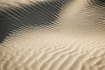 Sand dune ripple patterns, Tonopah Jct., Nevada