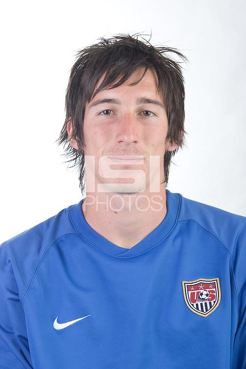 USA team portraits, January, 19, 2008.