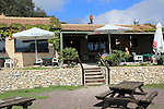 Cafe restaurant Venta de Collao, near Benimaurell, Vall de Laguar, Marina Alta, Alicante province, Spain