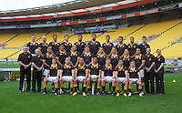 131005 Rugby - Wellington Under-18 Team Photo