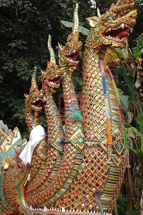 Thailand Tour.<br /> Wat Phra That Doi Suthep.