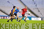 \k0\ Kenmare in Action against \b0\  Ballinasloe in the Junior All Ireland Club Final in Croke park on Sunday.