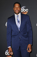 www.acepixs.com<br /> May 16, 2017  New York City<br /> <br /> Michael Strahan attending arrivals for the ABC Upfront Event 2017 at Lincoln Center David Geffen Hall on May 16, 2017 in New York City.<br /> <br /> Credit: Kristin Callahan/ACE Pictures<br /> <br /> <br /> Tel: 646 769 0430<br /> Email: info@acepixs.com