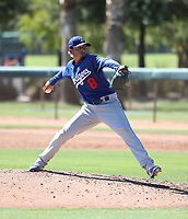 Juan Morillo - 2017 AIL Dodgers (Bill Mitchell)