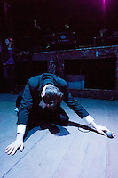 Benjamin Schoos  performing  at Arena  Club in Madrid