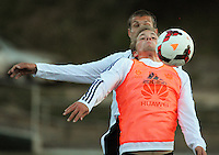 130918 A-League Football - Wellington Phoenix Training