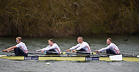 Caversham. Berkshire. UK<br /> GBR M4-, Bow, Alex GREGORY, Mo SBIHI, George NASH and Constantine LOULOUDIS.<br /> 2016 GBRowing European Team Announcement,  <br /> <br /> Wednesday  06/04/2016 <br /> <br /> [Mandatory Credit; Peter SPURRIER/Intersport-images]