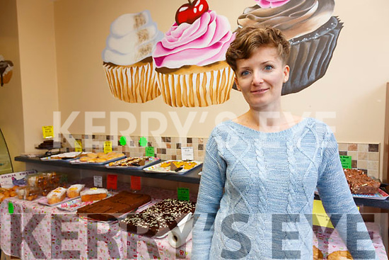Kasia Gwis from KT Bakery, Cahersiveen originally from Poland to speak at 'In-comers' during Iveragh's Éigse na Brídeoige in Waterville on Saturday.