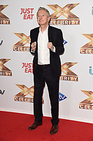 Louis Walsh<br /> at the photocall of X Factor Celebrity, London<br /> <br /> ©Ash Knotek  D3524 09/10/2019