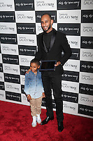 Swizz Beatz attends the Samsung Galaxy Note 10.1 Launch Event in New York City, August 15, 2012. &copy;&nbsp;Diego Corredor/MediaPunch Inc. /NortePhoto.com<br />