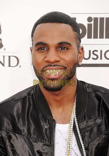 LAS VEGAS, CA- MAY 18: Jason Derulo arrives at the 2014 Billboard Music Awards at the MGM Grand Garden Arena on May 18, 2014 in Las Vegas, Nevada.<br /> CAP/ROT/TM<br /> &copy;TM/Roth Stock/Capital Pictures