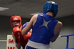 Gary Ryan (Wales) Vs. Allan Nicholson (Aus) - Gary wins 10:5..Boxing - Wales v Australia WABA - 2nd November 2012 - Sophia Gardens - Cardiff - Wales - UK..© www.sportingwales.com- PLEASE CREDIT IAN COOK - SPORTINGWALES