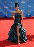 Naya Rivera..  at The 62nd Anual Primetime Emmy Awards held at Nokia Theatre L.A. Live in Los Angeles, California on August 29,2010                                                                   Copyright 2010  DVS / RockinExposures