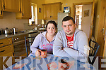 RENT: Christina O'Gorman and Patrick O'Leary who are concerned they will be made homeless because they have been denied rent allowance from Tralee Town Council.